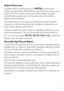 Vestel NFK510 page 3