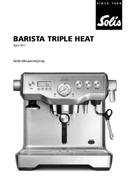 Solis Barista Triple Heat 1011 pagina 1