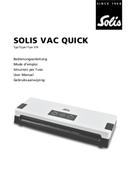 Solis Vac Quick 576 pagina 1