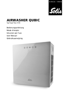 Solis Airwasher Qubic 7218 pagina 1