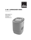 Solis 3 in 1 Airwasher Ionic 7216 pagina 1