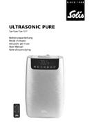 Solis Ultrasonic Pure 7217 pagina 1