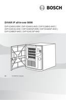 Bosch DIVAR IP all-in-one 5000 side 1