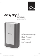 Solis Easy Dry Compact 708 pagina 1