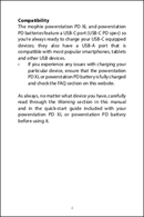Mophie Powerstation PD XL page 4