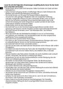 AEG UltraMix KM4000 page 4
