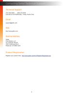 página del Gefen EXT-UHD600-41 5