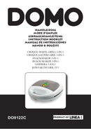 Domo DO9122C page 1