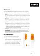 Página 2 do Thule Guidepost 65L