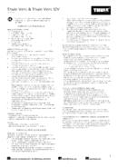 Página 2 do Thule Vent