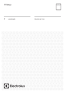 Electrolux TT704L3 sayfa 1