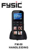 Pagina 1 del Fysic FM-50