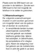 Pagina 4 del Fysic FM-50