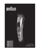 Braun HC5050 pagina 1