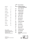 Braun HC5050 side 2
