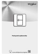 Whirlpool W5 721E OX page 1