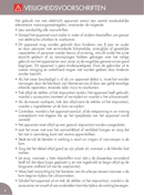 Página 3 do Magimix Power Blender 11628