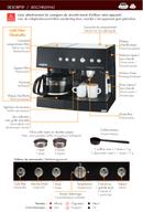 Página 2 do Magimix L'Expresso & Filtre Automatic 11423