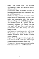 Mophie PowerStation USB-C 3XL page 3