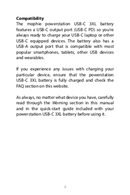 Mophie PowerStation USB-C 3XL page 4