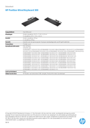 HP Pavilion Wired Keyboard 300 page 3