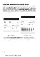 Página 2 do Dell P2319H