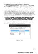 Página 5 do Dell P2319H