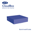 LaCie Cloudbox 2TB pagina 1