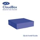 LaCie Cloudbox 3TB pagină 1