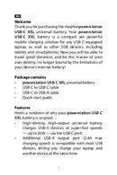 Mophie powerstation USB-C XXL page 4