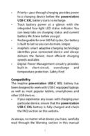 Mophie powerstation USB-C XXL page 5