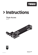 Pagina 1 del Thule Access