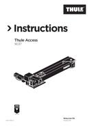 Página 1 do Thule Access