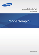 Samsung Galaxy S4 pagina 1