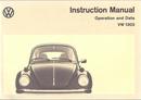 Volkswagen Beetle VW 1303 (1973) Seite 1