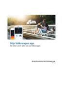 Volkswagen App Seite 1