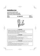 Metabo N3804A5 Seite 1