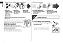 Panasonic ER-CA70 page 4