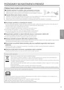 Página 5 do Panasonic F-VXR90G