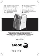 Fagor AF-600EC side 1