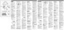 Página 2 do Sony ICF-C795RC