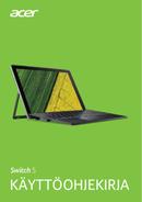 Acer Switch 5 SW512-52P sivu 1