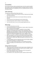 Acer Professional B226HQL sivu 4