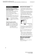 página del Sony STR-DB795 2