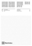 Electrolux EPS12V39HWI pagina 1