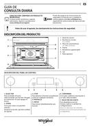 Página 1 do Whirlpool W7 MW561