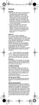 Braun M-60r pagina 3
