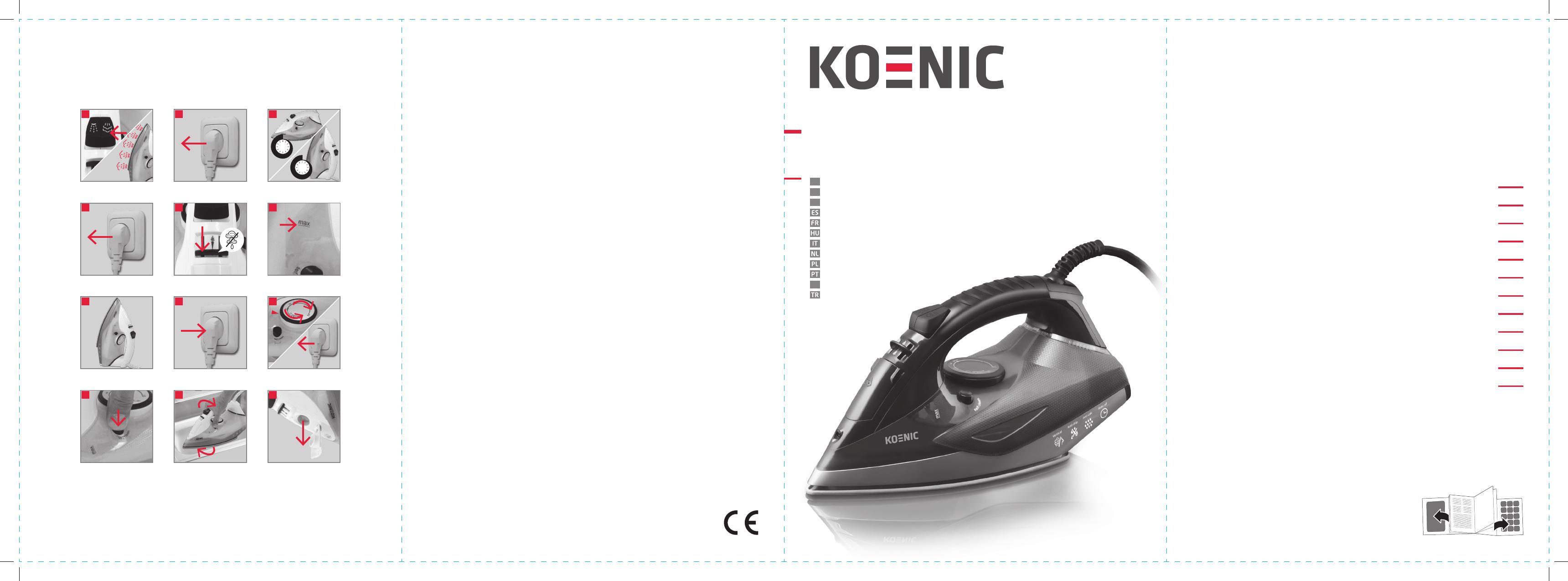 Koenic KSI 4310 Bedienungsanleitung