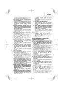 Metabo G 18SE4 Seite 3