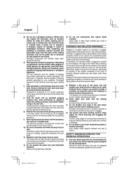 Metabo G 18SE4 Seite 4